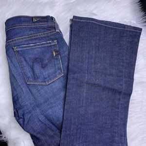 CITIZENS OF HUMANITY Jeans Size 25 Ingrid 002